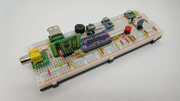 IchigoJam on BreadBoard